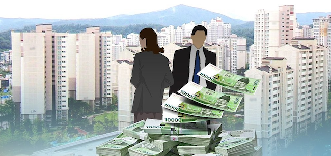 Dual-income households earned only 1.48 times what single-income households made, the lowest in six quarters. (Image: Yonhap)
