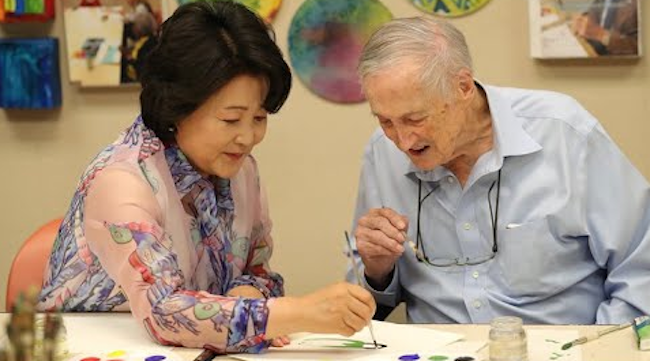 The hospital's research team warned that mistakenly attributing general cognitive regression to aging rather than a correct diagnosis of MCI can lead to dementia. (Image: Yonhap)