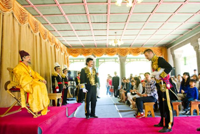 Joseon Emperor Gojong to Host Foreign Diplomats at Deoksu Palace