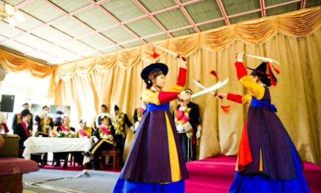 From October 12 through 15, the 120th anniversary of the Empire of Korea's official declaration, a special commemorative crowning performance will take place at Deoksu Palace. (Image: Korea Cultural Heritage Foundation)