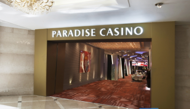 "For one lucky Taiwanese visitor, September 19 will be a day to remember as the 31-year old hit the ""Paradise Mega Jackpot"" of 966 million won at the foreigner-only Paradise Casino in Jeju. (Image: Paradise Casino Jeju Grand)"
