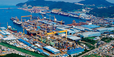 Daewoo Shipbuilding and Marine Engineering Company Wins 927 Billion Won Order
