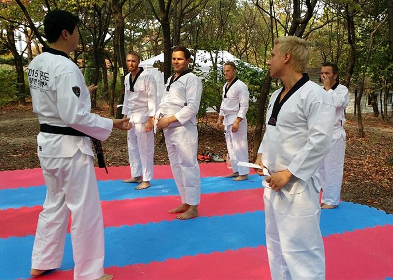 Foreigners View Korea More Favorably After Learning Taekwondo