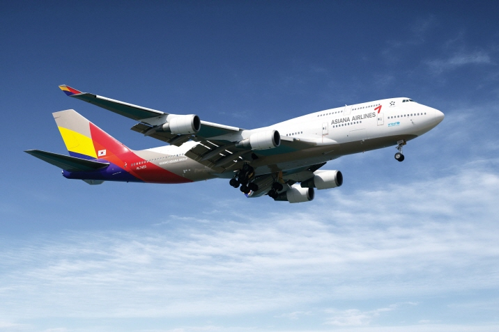 Asiana is the latest among local airlines that have decided to readjust flight schedules to Japan as an increasing number of South Koreans are expected to choose other countries for vacations. (image: Asiana Airlines)