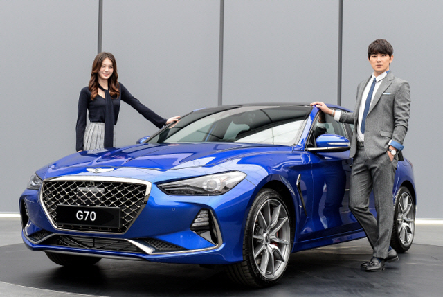 Genesis Rolls out 1st Entry-level G70 Luxury Sedan