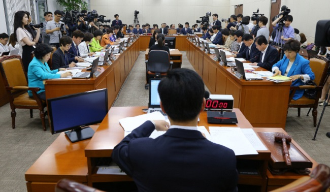The Rural Development Agency (RDA) released a statement on September 1 declaring its decision to halt its efforts to foster a market for genetically modified crops (GMC). (Image: Yonhap)
