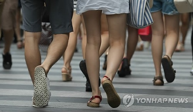 From a water bottle, a pair of glasses, to a watch, hidden cameras that enable criminal voyeurism now come in all shapes and forms, threatening the safety of victims, who are mostly women in South Korea. (Image: Yonhap)