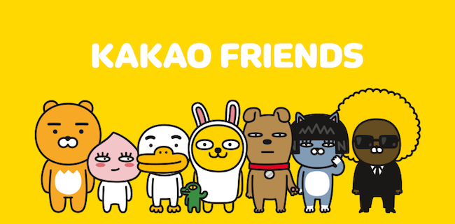 Almost 30 million emoji sales later, we have some insight into why the Kakao Friends emoji characters are so popular. (Image: Kakao Friends)