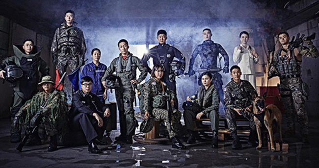 The project named 'I see HIM', a wordplay on the Korean word 'heem' which means power, is part of the Ministry of National Defense's effort to boost recruitment for those who want to pursue a career in the military, as well as to revamp the overall image of the armed forces among young people. (Image: The project named 'I see HIM', a wordplay on the Korean word 'heem' which means power, is part of the Ministry of National Defense's effort to boost recruitment for those who want to pursue a career in the military, as well as to revamp the overall image of the armed forces among young people. (Image: Ministry of National Defense)