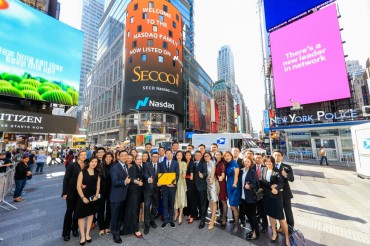 Nasdaq Welcomes Secoo Holding Limited (Nasdaq: SECO) to the Nasdaq Global Market