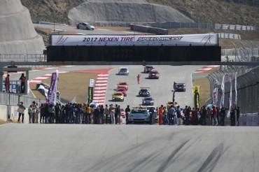 Nexen Tire's Speed Racing Competition Opens at Korea International Circuit