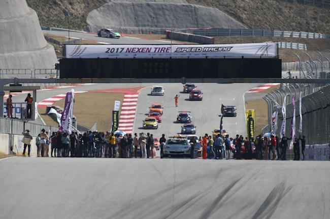 Nexen Tire's Speed Racing Competition Opens at Korea International Circuit