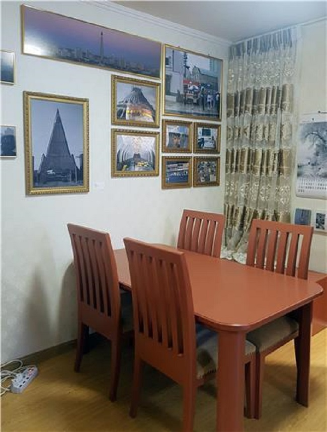 To create as exact a representation as possible, an advisory panel consisting of the Ministry of Unification and the National Intelligence Service, among others, went to considerable pains to provide the materials and furnishings. (Image: Yonhap)