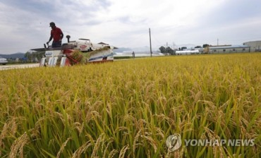 South Korea Aims to Join Food Assistance Convention, Donate 50,000 Tons of Rice