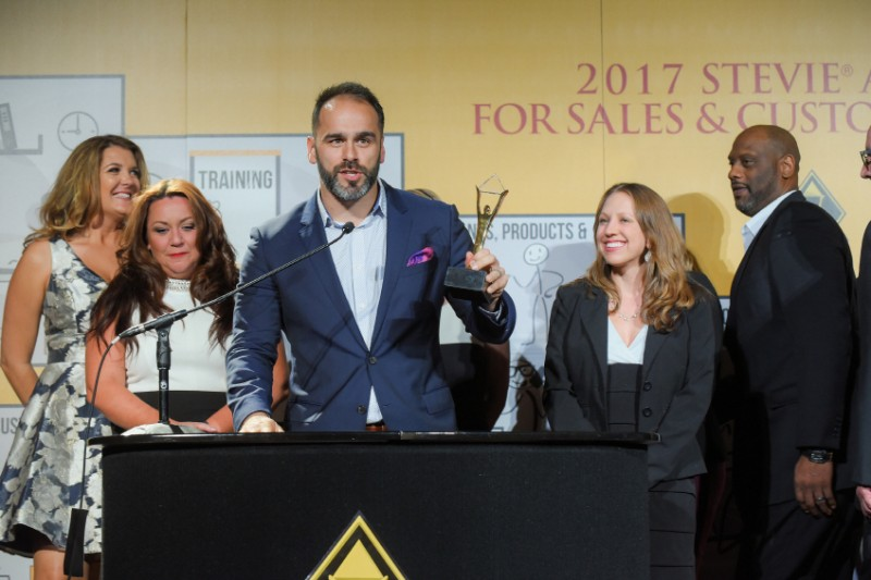 Call for Entries Issued for 12th Annual Stevie® Awards for Sales & Customer Service