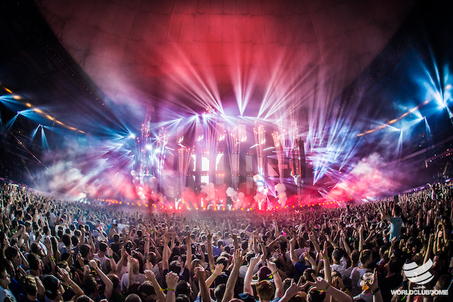 150,000 EDM Lovers to Gather at World Club Dome Korea in Incheon