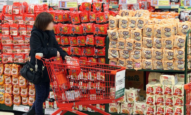 China's Taste for Korean Food Products Grow Despite Geopolitical Tensions