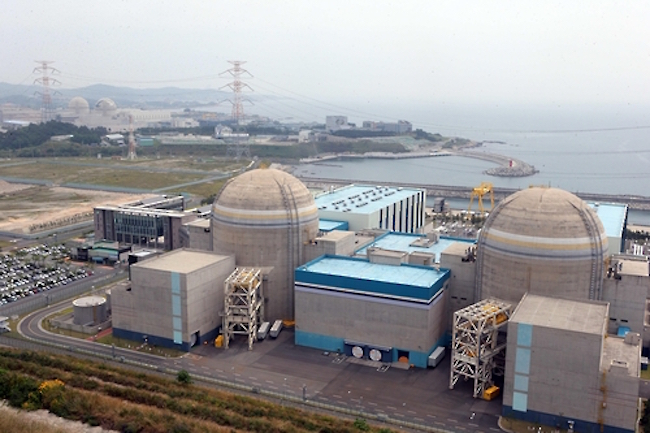 At present, South Korea operates 24 nuclear reactors, which generate about 30 percent of the country's electricity. (Image: Yonhap)