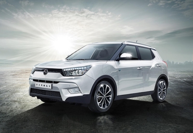 SsangYong Partners with China Firm for Exports