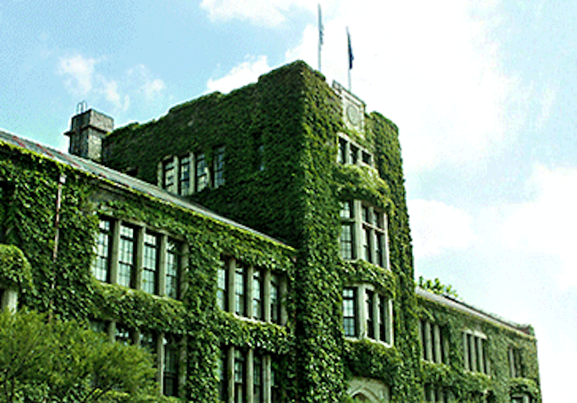 The report was drafted by conducting 50 to 60 minute interviews with nine male and six female students between the ages of 18 and 29 and who were attending one of the SKY universities. (Image: Yonsei University website)