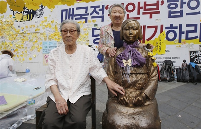 "Author of Book ""Comfort Women of the Empire"" Found Guilty of Defamation"
