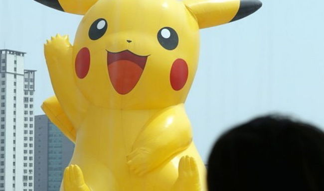 Pokémon Korea will host a supplementary event titled 'Pokémon Festa' at the Jamsil Lotte World Tower and Mall, during which visitors will be treated to a Pikachu-themed parade and the chance to browse for collectibles through a Pokémon pop-up store. (Image: Yonhap)