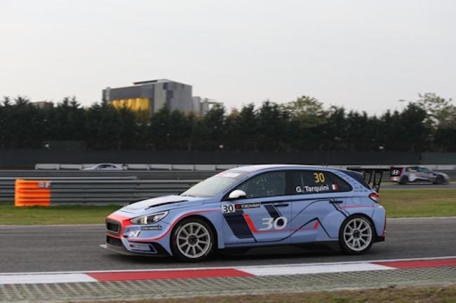 Hyundai's New i30 N wins TCR Europe Trophy