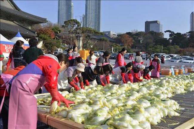 Making Kimchi Cheaper This Year