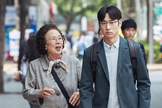 "South Korean movie ""I Can Speak"", which centers around the life of a former comfort woman during the Japanese occupation of Korea, has been nominated for an Asia Pacific Screen Award. (Image: Little Big Pictures)"