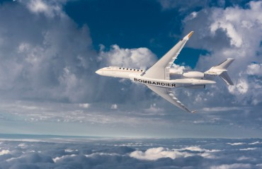 Bombardier Unveils the Largest Purpose-Built Business Jet in the Industry at NBAA BACE 2017