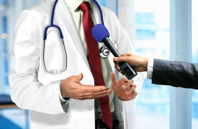 TV Doctors Criticized For Spreading False Medical Information