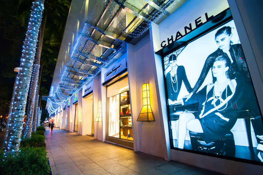 It's the third time this year alone that the French fashion brand has raised prices in the South Korean market, with the cost of a wide range of products expected to rise, including the brand's signature 'CoCo Handle Bag with Lizard Handle' which will increase from 4.76 million won to 6.15 million won starting next month. (Image: Kobiz Media)
