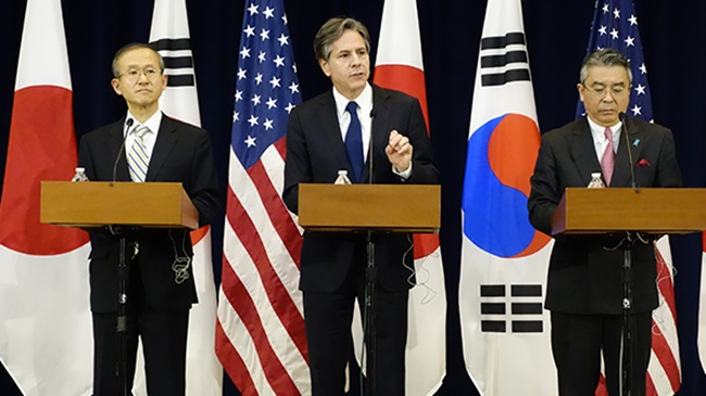 The gap between the North Korean government's controversial missile tests is the longest hiatus of military provocation since South Korean President Moon Jae-in and Trump took office in May and January of this year. (Image: Yonhap)