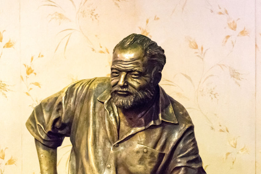 """According to officials from Saeumbook, over 400 people have participated via e-mail and social media as of last week, after the company posted an announcement on Facebook last month that applicants who best translated excerpts from Ernest Hemingway's """"The Old Man and the Sea"""" would be given an opportunity to work with the publisher. (Image: Kobiz Media)"""