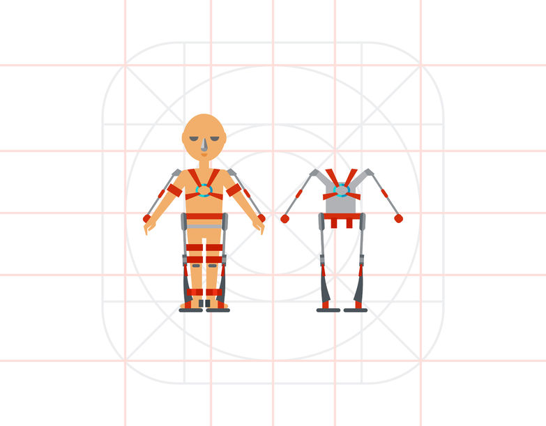 Reports of an increasing number of patent applications for exosuits come with emphasis being placed on the field of robotics, one of the most important sectors for industry of the future. (Image: Kobiz Media)