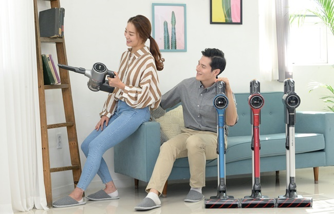 The commercial for LG's new cordless vacuum cleaner, the 'Cord Zero A9', has proven a marketing success, hitting over three million views, the company said on Friday.  (Image: LG Electronics)