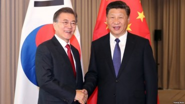 South Korea and China Search for Common Ground Over THAAD Issue