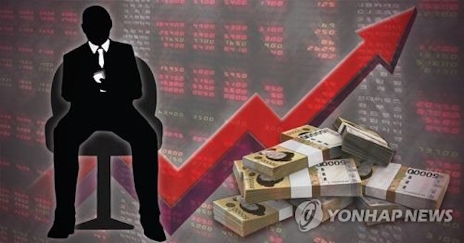 South Korea Ranks 22nd in Per Capita Net Financial Assets