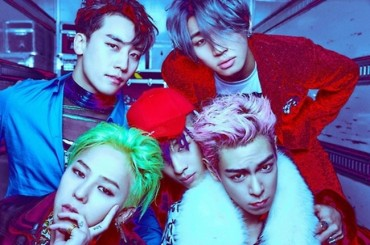 BIGBANG to Hold Year-End Seoul Concert Without Rapper T.O.P