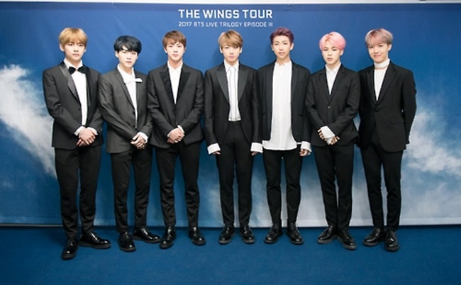 It's not the first time BTS has received international recognition, as the group was previously featured on similar lists by Time Magazine and the New York Times. (Image: Big Hit Entertainment)