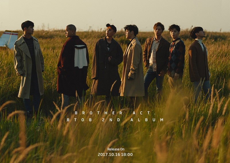 BTOB Triumphs on Charts with New Song, Beats Highlight