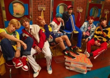 BTS Stays on Billboard's Key Charts for Four Consecutive Weeks