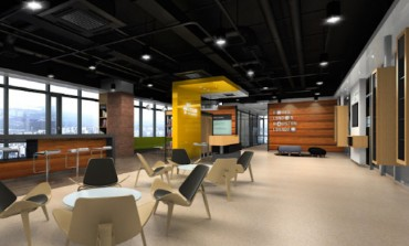 Amazon-Busan Cloud Innovation and Technology Center Upgraded with Display Room and Training Area