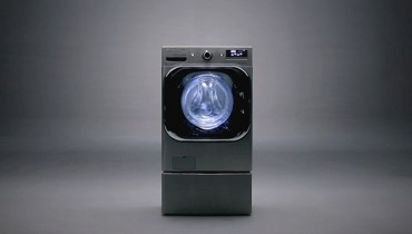 LG Electronics to Release Voice-Activated Washing Machine