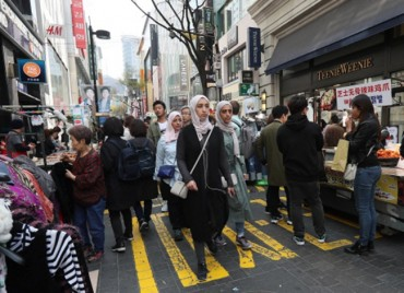 Number of Southeast Asian Visitors to South Korea Drops