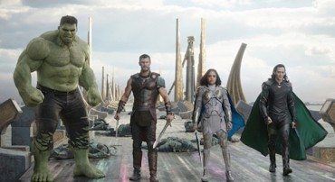 'Thor: Ragnarok' Tops Korean Box office on First Weekend