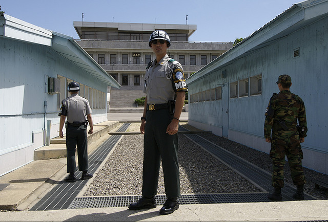Experts believe the rise of CDS for South Korea is a result of political tensions surrounding the Korean peninsula heightened by a series of acts of provocation by North Korea in recent months, including long-range missile launches and nuclear tests. (Image: Kobiz Media)