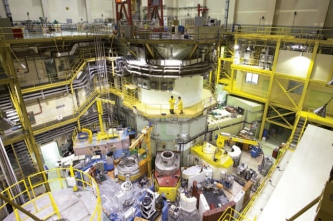 The uranium-molybdenum (U-Mo) nuclear fuel powder developed by researchers at the Korea Atomic Energy Research Institute will be used at Kyoto University Critical Assembly, as the institute is part of the U.S. government's initiative to encourage the use of low-enriched uranium to stop global nuclear proliferation. (Image: Korea Atomic Energy Research Institute)