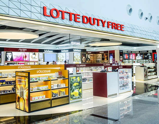 Lotte Duty Free Taps Vietnam with New Airport Outlet