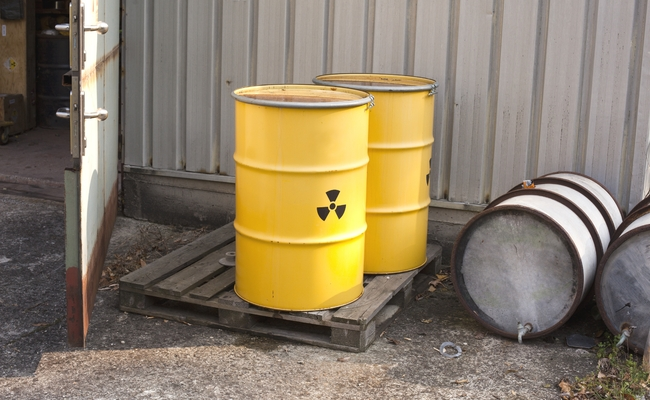 The Korea Atomic Energy Research Institute (KAERI) and the Korea Hydro and Nuclear Power Co (KHNP) are locked in a stalemate as to which organization is responsible for radioactive waste currently stored at the KAERI's Daejeon location. (Image: Korea Bizwire)